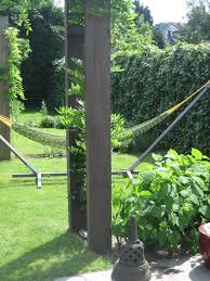pretty hammock stands in landscape modern with hammock pole stand