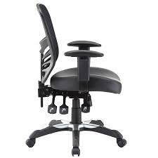 Modern Ergonomic Office Chair Amazon Com Modway Articulate Mesh Office Chair With Fully