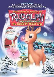 rudolph red nosed reindeer u0026 island misfit toys noble