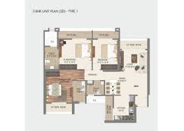 sai world city new panvel navi mumbai floor plans