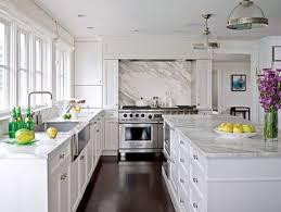 white kitchen no cabinets willow decor kitchen trend no cabinets kitchens