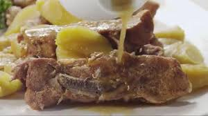 the best braised ribs apple bourbon country style pork ribs youtube