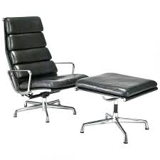 ottomans charles eames ottoman only lounge chair original ebay
