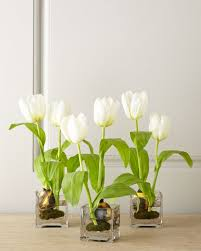 Artificial Flower Decorations For Home Decoration Wonderful Faux Flower Decoration For Spring Theme In