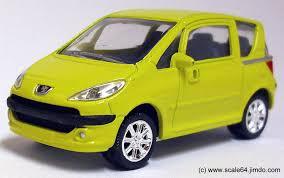 used peugeot 1007 peugeot 1007 model cars hobbydb
