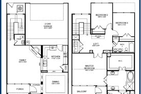 two story house floor plans 17 unique two story house floor plans 2 story open floor plans