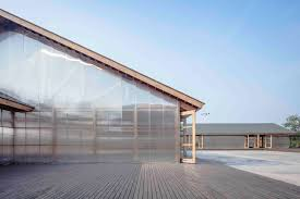 project of the month tangshan organic farm archdaily
