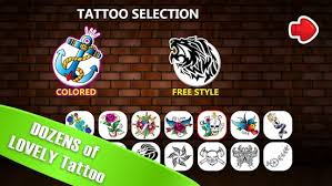 tattoo design maker photo editor android apps on google play