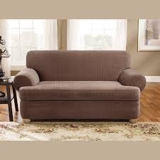 Large Sofa Slipcover Living Room Surefit Sofa Covers Walmart Regarding Sure Fit