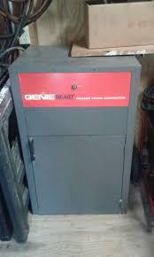 used trash compactor used gray genie beast garage trash compactor in mechanicsville