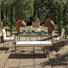 Traditional Outdoor Furniture by Traditional Garden Chair Stainless Steel Commercial Amalfi