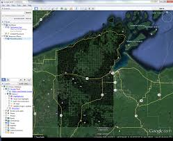 Wisconsin Map Google by Gis And Parcel Data Bayfield County Wi Official Website