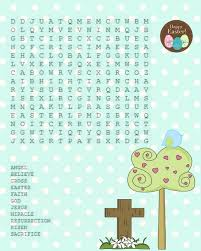free easter word search puzzle printables daily dish magazine