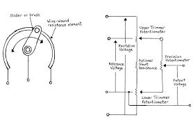 transducer symbol wiring diagram components