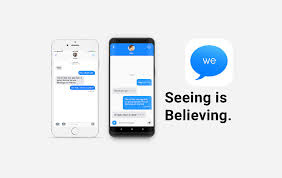 imessage for android wemessage is an imessage for android with many catches slashgear