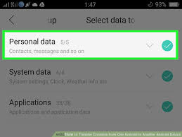 transfer contacts android how to transfer contacts from one android to another android device
