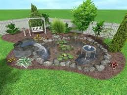 Small Garden Waterfall Ideas Small Backyard Waterfall Ideas House Design And Office All About