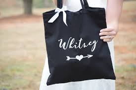 personalized bags for bridesmaids personalized bridal tote bag bridesmaid tote bag bags for