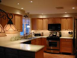 kitchen down lighting simple kitchen cabinet lighting style with puck lights under