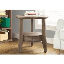 silver mirrored accent table kirklands