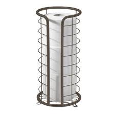 buy decorative toilet paper holder from bed bath u0026 beyond