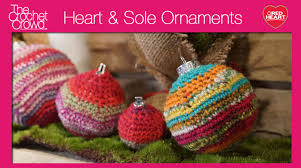 5 sizes ornamental balls the crochet crowd