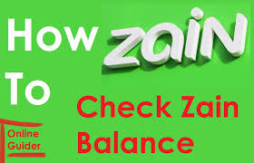 how to put a check on a prepaid card how to check zain remaining balance