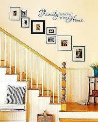 Decorating Staircase Wall Ideas Decorating Staircase Walls Enchanting Wall Ideas Simple Kitchen