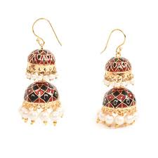 buy jhumka earrings online buy online earrings