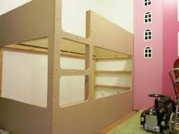Plywood Bunk Bed Interesting Fort Bunk Bed Design Extraordinary Beds For Idolza