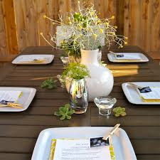 How To Set A Table Summer Table Settings Party Centerpieces For Tables 28 Photos
