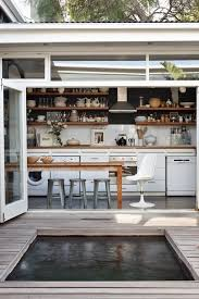 indoor kitchen magnificent kitchen best 25 indoor outdoor ideas on pinterest in