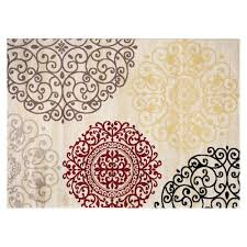 Modern Floral Rug Rug Gallery Toscana Contemporary Modern Floral Rug