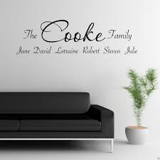 awesome personalized family wall art canvas family inspirational