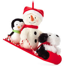 snow what plush hallmark ornament gift ornaments hallmark