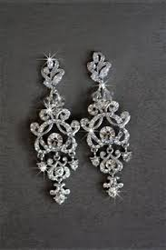 bridal chandelier earrings bridal chandelier earrings vintage style wedding ideas