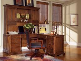 Office Desk With Hutch L Shaped Functional L Shaped Office Desk With Hutch All About House Design