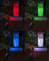 Colored Led Landscape Lighting 20 Lovely Colored Landscape Lighting Lenses Best Home Template