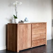 ethnicraft solid teak sideboard lodge 202