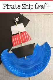 best 25 pirate ship craft ideas on pinterest pirate crafts