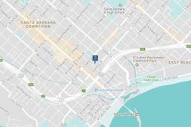 Santa Barbara Map Contact Shubin Donaldson