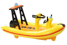 fireman sam neptune boat amazon uk toys u0026 games