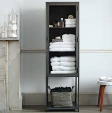 Bathroom Storage Sale Industrial Metal Bath Cabinet Modern Bathroom Storage