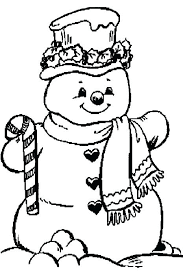Coloring Page Snowman Coloring Pages Snowman Preschool Coloring Coloring Pages For Preschool