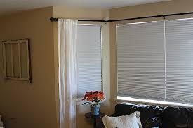 Curtain Brackets Home Depot Window Curtain Beautiful Curtain Rods For Corner Windows Brackets
