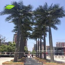 gnw apm020 1 cheap outdoor artificial fiberglass palm tree for