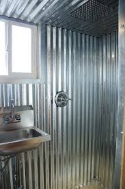 Tiny House Bathroom Ideas by A 280 Square Feet Tiny Home On Wheels With Wet Bath And Composting