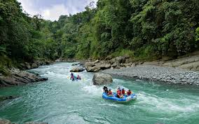 costa rica white water rafting river tours