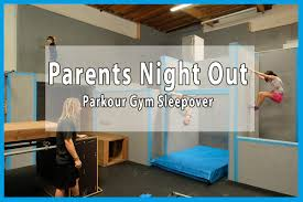 sleepover lock in u0026 parents night out