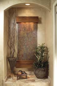 Interior Water Features Wall Water Features Inspiration Falls Slate Foyer Interior Water
